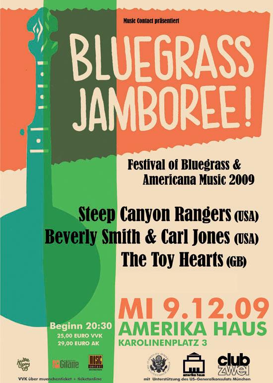 Bluegrass Jamboree on Tour